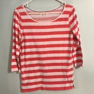 Aeropostale 3/4 sleeves striped shirt